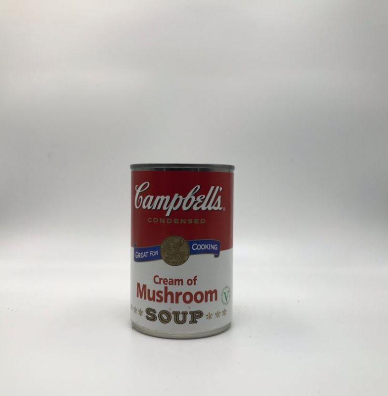Campbells Condensed Cream Of Mushroom Soup 295g 1 99