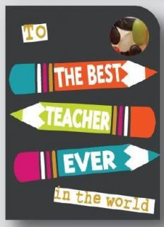 Sweeting Cards - To the best teacher ever - Jelly Beans 85g