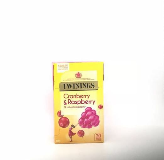 twinings green tea cranberry weight loss