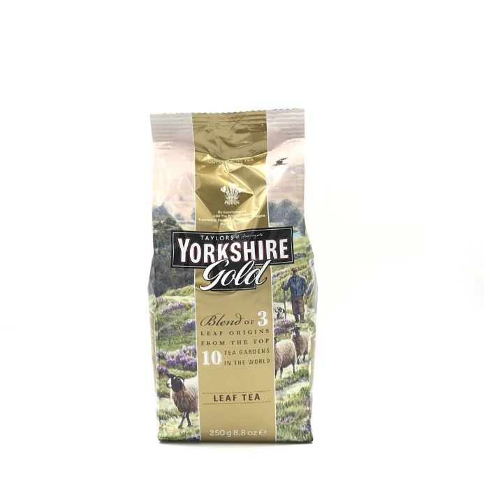 Yorkshire Gold Loose Leaf Tea 250g 6 49