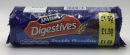 McVities Double Milk Chocolate Chip Digestives 300g