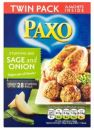 PAXO Sage & Onion Stuffing Twin Pack (2x190g) 380g