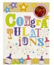 Sweeting Cards - Congratulations with Love - Jelly Beans 85g