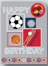 Sweeting Cards - Happy Birthday, Winner! - Milk Chocolate...
