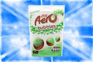 Aero Bubbles Peppermint Sharing Pouch 113g