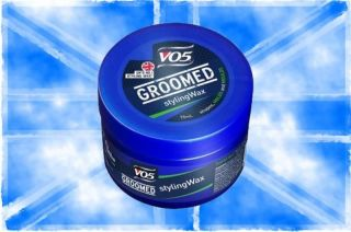 Alberto VO5 Groomed Styling Wax 75ml