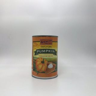 Authentic American Food Company - 100% Pure Pumpkin 425g
