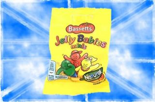 Bassetts Jelly Babies Minis 42g
