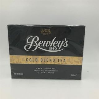 Bewleys Gold Blend 80 Tea Bags 250g
