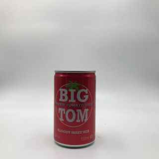 Big Tom Spiced Tomato Juice 150ml (CAN)