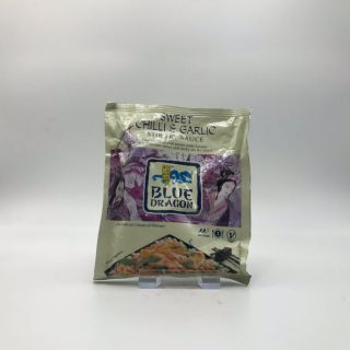 Blue Dragon Stir Fry Sauce - Sweet Chilli & Garlic 120g