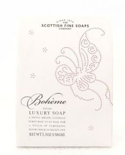 Boheme   Luxury Soap 150g
