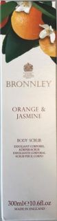 Bronnley Orange & Jasmine Body Scrub 300ml