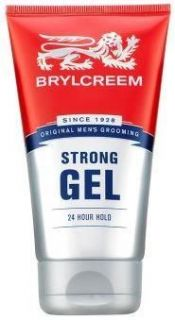 Brylcreem Strong Gel ** 24 Hour Hold 150ml