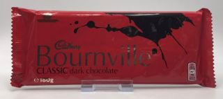 Cadbury Bournville Classic Dark Chocolate 180g