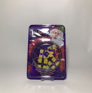 Cadbury Dairy Milk Chocolate Tree Decoration 9 x 9g