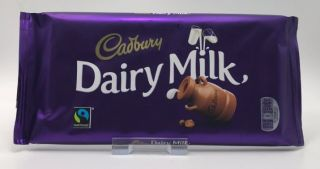 Cadbury Dairy Milk Fairtrade Chocolate 200g