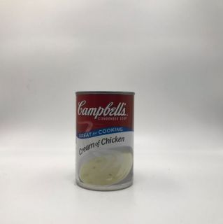 Campbells Condensed Cream of Chicken Soup 295g