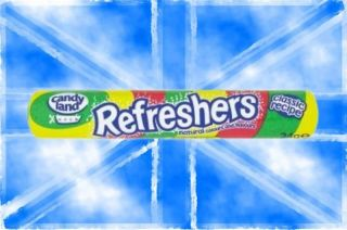 Candy Land Refreshers 34g