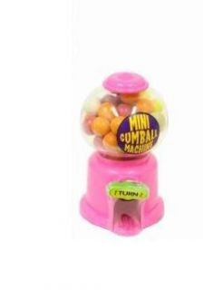 Crazy Candy Company - Mini Gumball Machine 35g