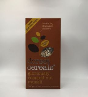 Dorset Cereals Gloriously Nutty 600g
