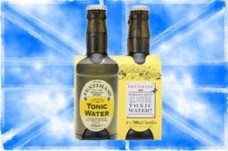 Fentimans Tonic Water 4 Pack 200ml