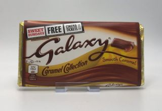 Galaxy Caramel Selection Smooth Caramel 135g