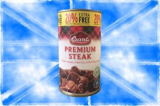 Grants Premium Steak 20% Extra Free 470g