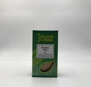 Green Cuisine Korma Mix 40g