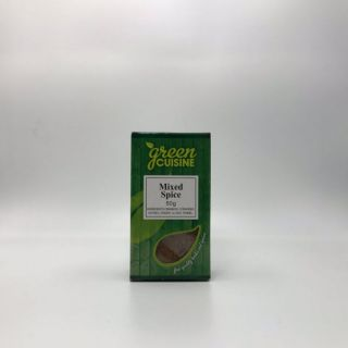 Green Cuisine Mixed Spice 50g