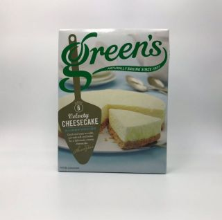 Greens Velvety Cheesecake Mix 259g