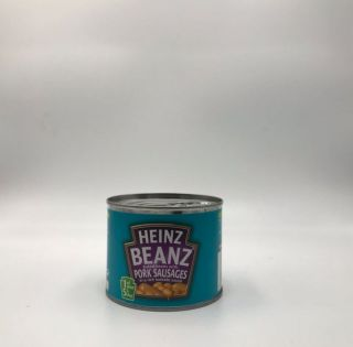 Heinz Baked Beanz with Pork Sausages 200g