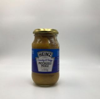 Heinz Crunchy & Tangy Piccalilli Pickle 310g