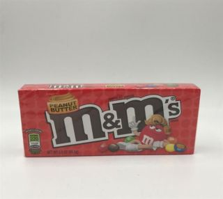 M&Ms Peanut Butter Box 85,1g