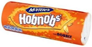 McVities Hobnobs Nobbly 300g