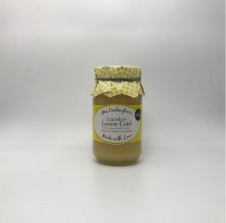Mrs Darlingtons Legendary Lemon Curd 320g