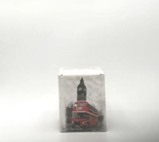 New English Teas - English Afternoon Tea 10 Tea Bags - Big Ben & Bus