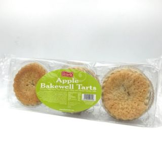 Pearls Apple Bakewell Tarts 6 Pack