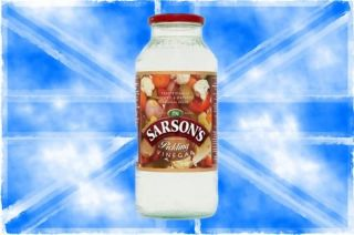 Sarsons Distilled & Spiced Pickling Vinegar 1.14 litres