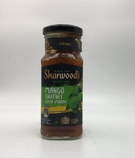 Sharwoods Mango Chutney Smooth 360g