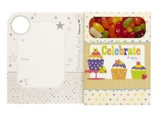 Sweeting Cards - A little Something for you - Milk Chocolate Beans 75g