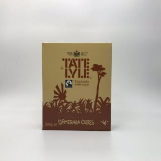 Tate & Lyle Demerara Cubes For Coffee 500g