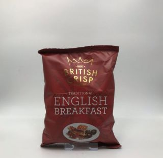 The British Crisp Company English Breakfast 40g
