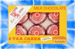 Tunnocks Tea Cakes 6 x 24g