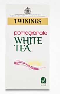 Twinings White Tea with Pomegranate 20 Tea Bags 50g