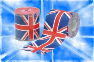 Union Jack Toilet Tissue Roll 250 Sheets / 2 Ply