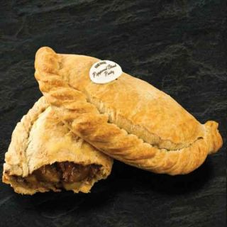Warrens Peppered Steak Pasty 280g