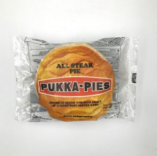 PUKKA - All Steak Pie 227g