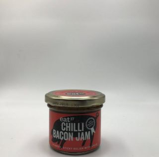 eat 17 Chilli Bacon Jam 105g