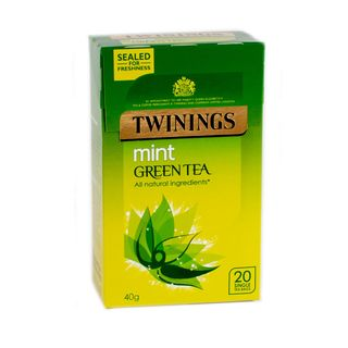 Twinings Green Tea with Mint 20 Tea Bags 40g
